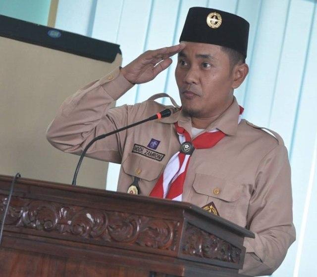 Kisah Zamroni, Presiden Tunas Hijau yang Tak Lelah Ajak Siswa Peduli Lingkungan (375691)