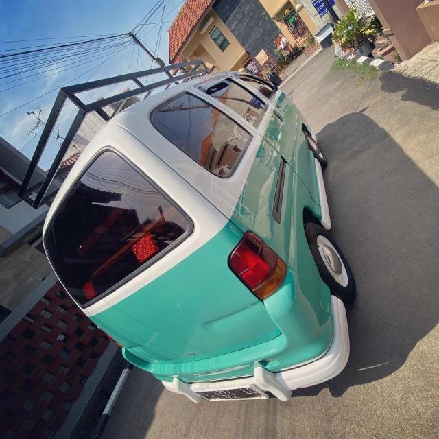 Daihatsu Espass Dirombak Total Jadi VW Kombi, Begini Jadinya (621270)