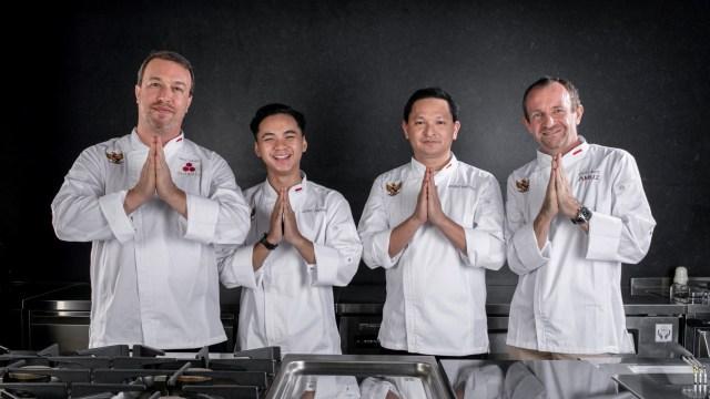 Bangga! Dua Chef Asal Bali Wakili Indonesia dalam Ajang Memasak Dunia di Prancis (615891)