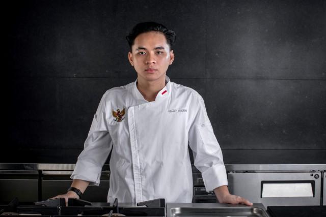 Bangga! Dua Chef Asal Bali Wakili Indonesia dalam Ajang Memasak Dunia di Prancis (615893)
