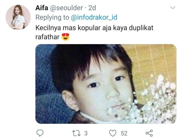 Dibilang Mirip Aktor Go Kyung Po, Rafathar Bikin Netizen Terpesona (40820)