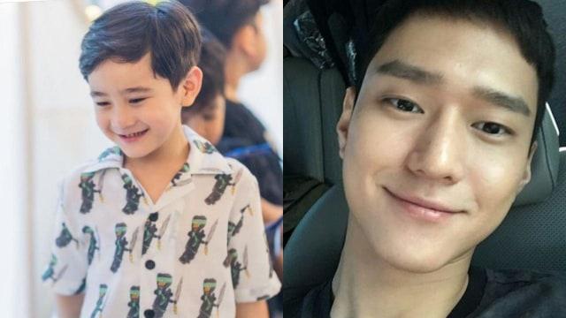 Dibilang Mirip Aktor Go Kyung Po, Rafathar Bikin Netizen Terpesona (40817)