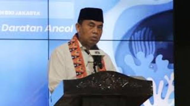 Berita Online: Sekda DKI Jakarta Meninggal Karena COVID-19 (97643)
