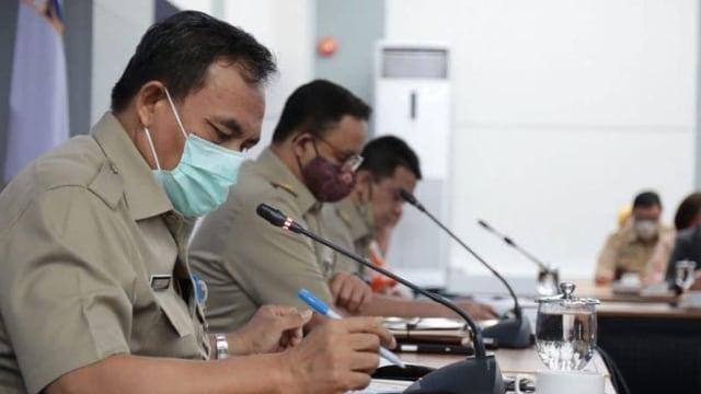 Duka Jokowi, Ma'ruf Amin, hingga Ahok untuk Sekda DKI Saefullah yang Berpulang (9)