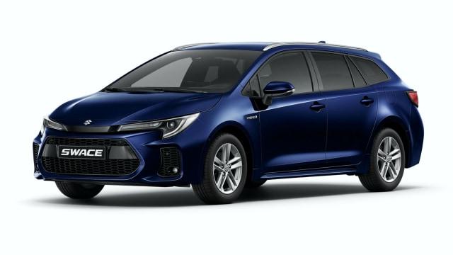 Kenalkan Suzuki Swace, Mobil Baru Kembaran Toyota Corolla Touring (241537)
