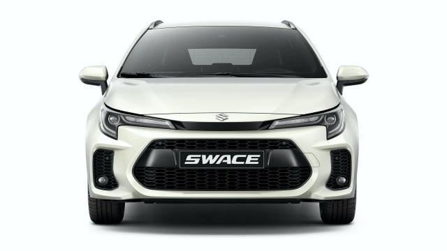 Kenalkan Suzuki Swace, Mobil Baru Kembaran Toyota Corolla Touring (241536)