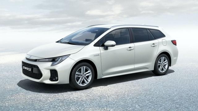 Kenalkan Suzuki Swace, Mobil Baru Kembaran Toyota Corolla Touring (241535)