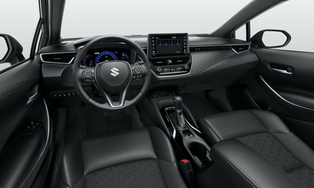 Kenalkan Suzuki Swace, Mobil Baru Kembaran Toyota Corolla Touring (241540)
