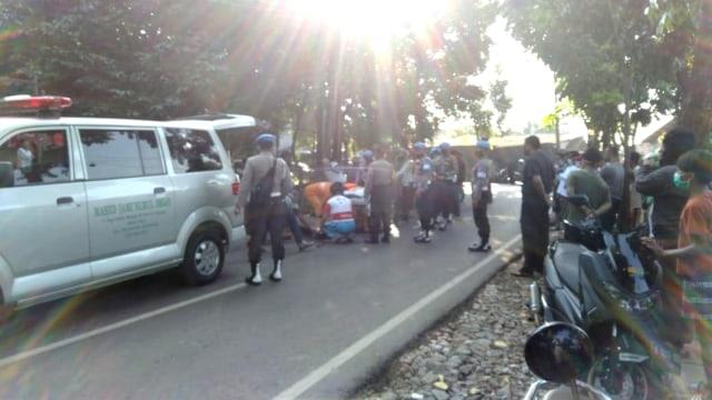 Komunikasi Terakhir Briptu Andry dengan Keluarga Sebelum Tewas di Pondok Ranggon (6923)