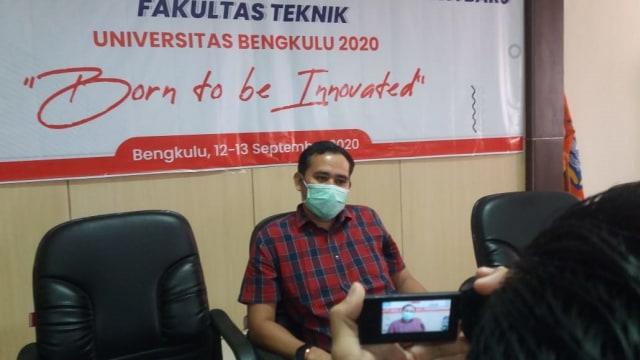 Viral Ospek Online Universitas Bengkulu Plonco Mahasiswa, Ini Penjelasan Kampus (358212)