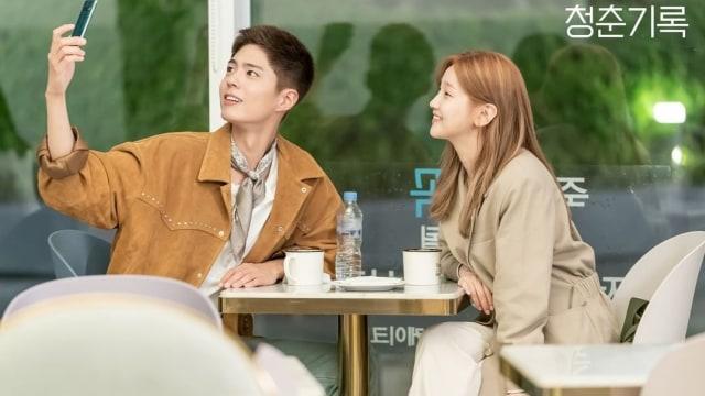 5 Alasan yang Bikin Drama Korea 'Record Of Youth' Seru dan Asyik untuk Ditonton (397950)
