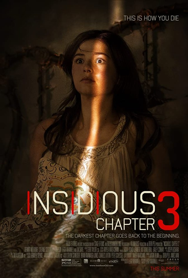 Sinopsis Film Insidious: Chapter 3, Tayang Malam Ini di Bioskop Trans Tv (1442204)