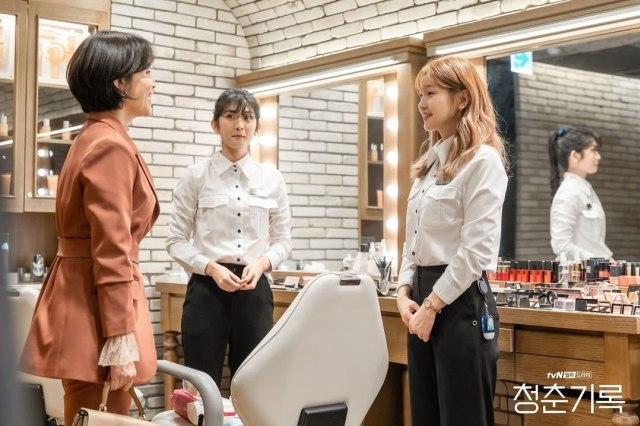 5 Alasan yang Bikin Drama Korea 'Record Of Youth' Seru dan Asyik untuk Ditonton (397951)