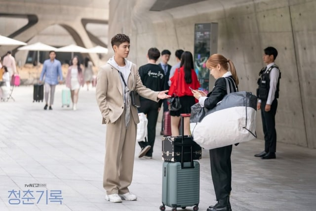 5 Alasan yang Bikin Drama Korea 'Record Of Youth' Seru dan Asyik untuk Ditonton (397948)