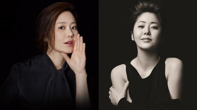 Punya Wajah Baby Face, Netizen Tak Percaya Aktris Korea Ini Berusia 50 Tahun (132350)