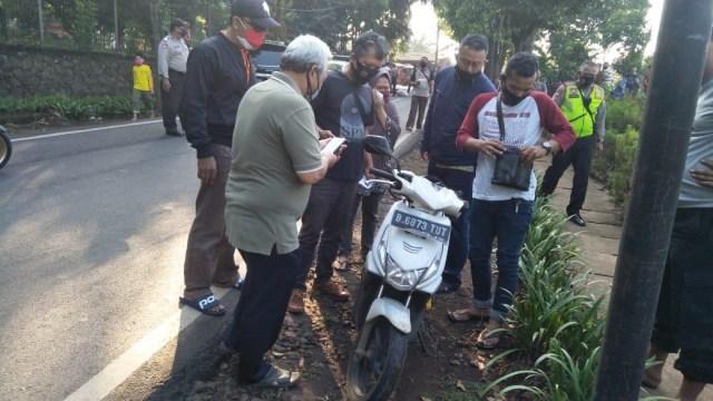 Polisi yang Tewas di Pondok Ranggon Patah Tulang, Ada Benturan di Kepala (205233)