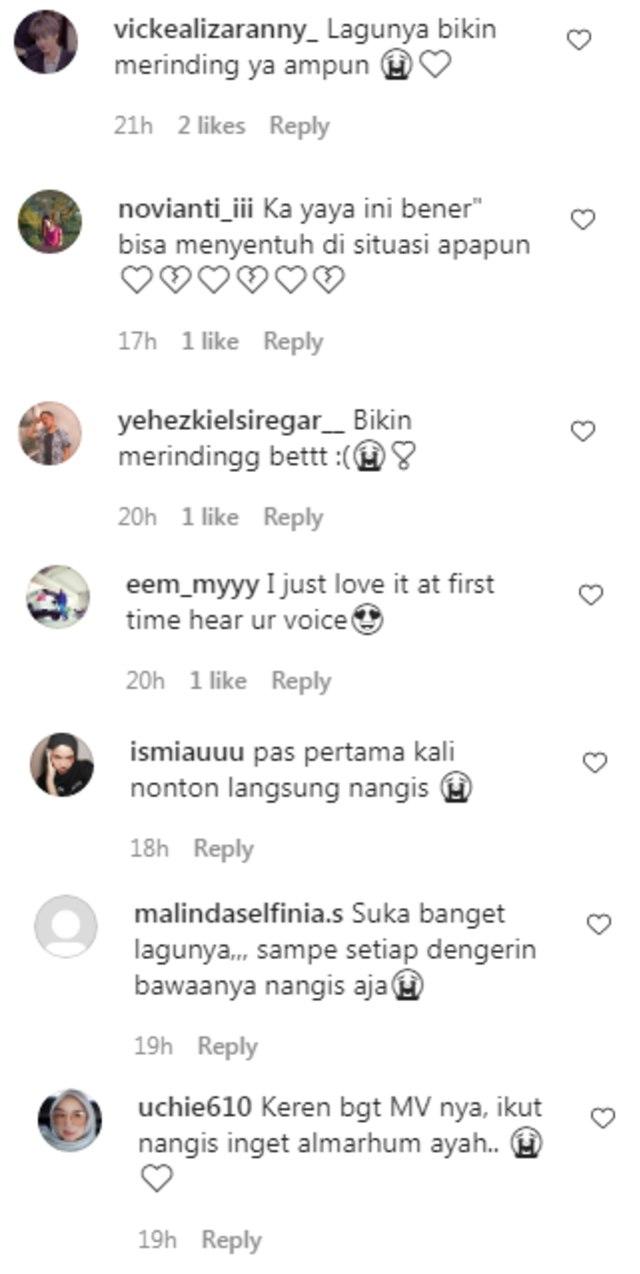 Pelukan Hangat Raisa untuk Netizen Setelah Lihat Komen di MV 'Bahasa Kalbu' (120741)