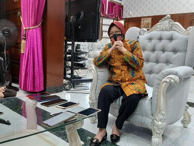 Angka Penyebaran COVID-19 Menurun, Pemkot Surabaya Akan Tutup Asrama Haji  (43927)
