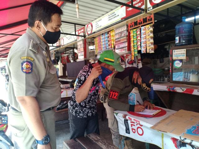 Pemkot Surabaya Segera Berlakukan Denda Bagi Warga yang Tak Patuhi Protokol (1074168)