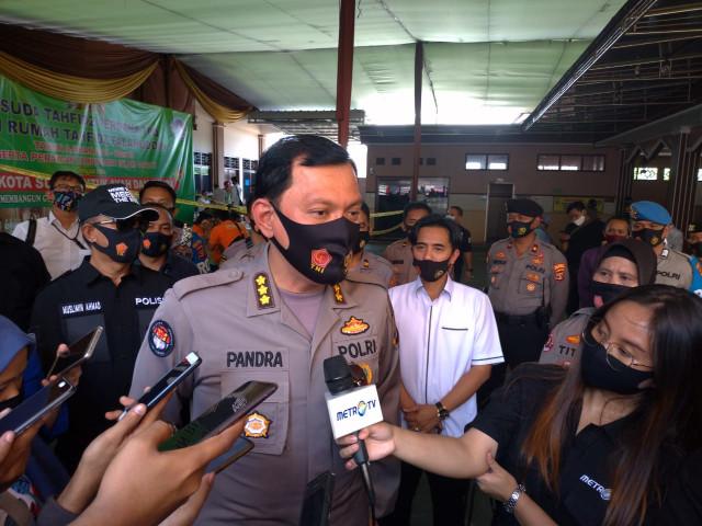 Soal Penusukan Syekh Ali, Polisi: Lihat Sendiri, Tersangka Bisa Rekon Sesuai BAP (304642)