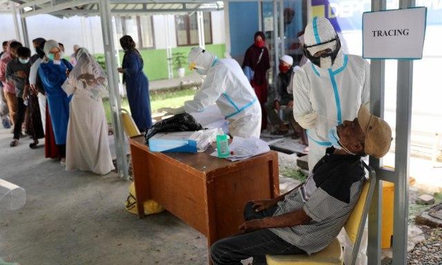 Kasus COVID-19 di Aceh Tembus 3.235, Pasien Sembuh dan Meninggal Catatkan Rekor (1495310)