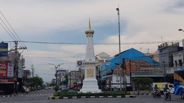 Ini Kondisi Umum Wisata di Yogyakarta yang Terdampak Pandemi COVID-19 (208601)