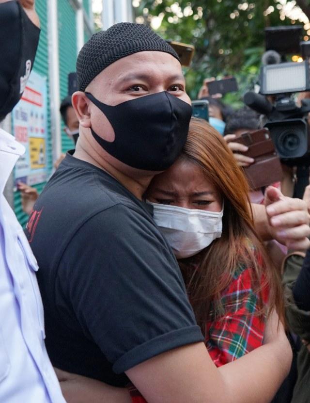 Vicky Prasetyo Bebas dari Penjara: Semua Atas Takdir Allah SWT (321487)