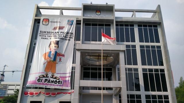 Satu Komisioner KPU Tangsel Positif Corona, Sempat ke Indramayu (725605)