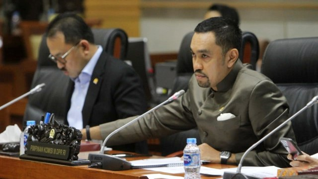 Intip Road Bike Ahmad Sahroni, Anggota DPR yang Usulkan Jalur Sepeda Dibongkar (43436)