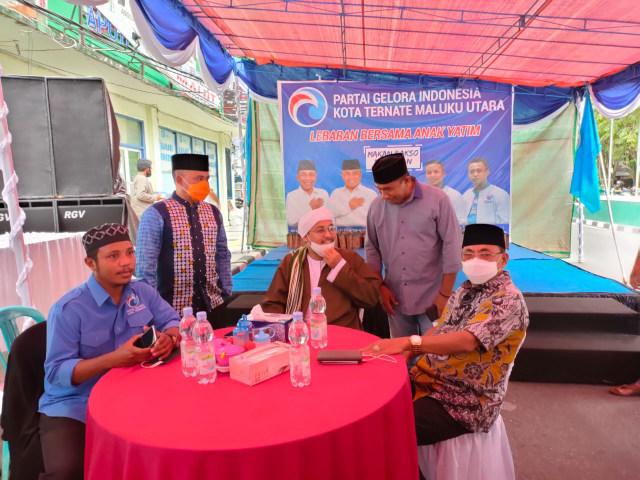 MHB-GAS Lebaran Bersama Ratusan Anak Yatim di Kota Ternate (595912)