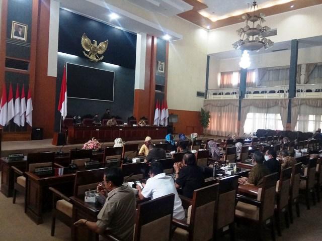 Alat Kelengkapan Dewan DPRD Kuningan Dirombak, 2 Fraksi 'Tersingkir' (11165)