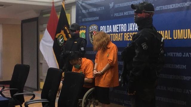 Polisi Ungkap Cara Pelaku Dapat PIN HP Rinaldi: Tusuk Berkali-kali (151024)