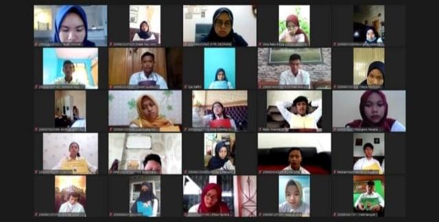 Pandemi COVID-19, Universitas Batanghari Jambi Gelar Ospek Online (391957)