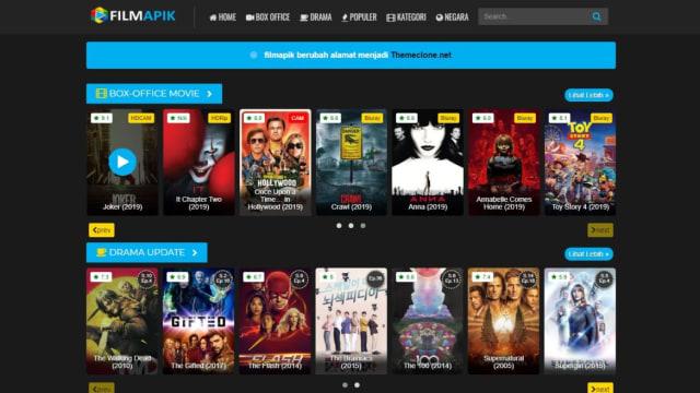 Filmapik, Situs Streaming Film Gratis, Sayangnya Ilegal (42218)
