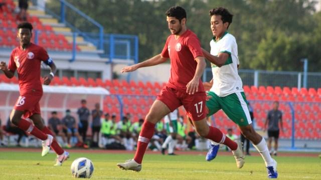 Timnas U-19 vs Qatar: Garuda Muda Ditahan Imbang (85909)