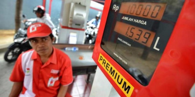 Kata Pertamina Soal Wacana Penghapusan BBM Premium (77362)