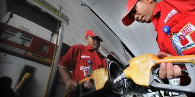 Kata Pertamina Soal Wacana Penghapusan BBM Premium (77363)