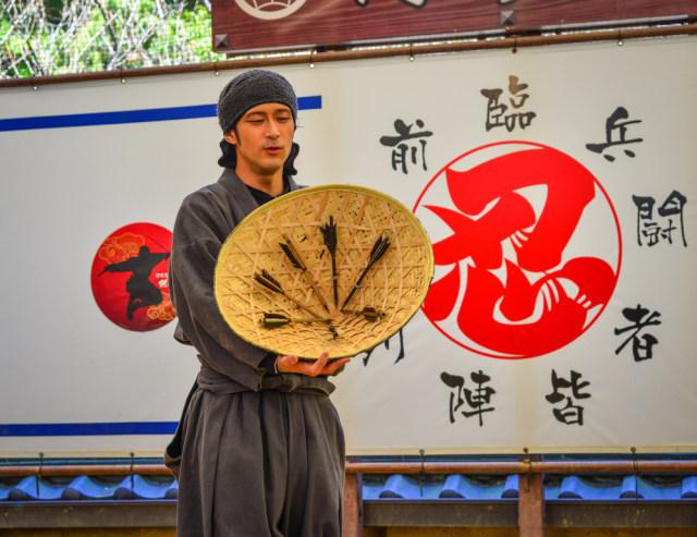 Dalam Waktu 3 Menit, Kawanan Perampok Bobol Brankas Museum Ninja di Jepang (17110)
