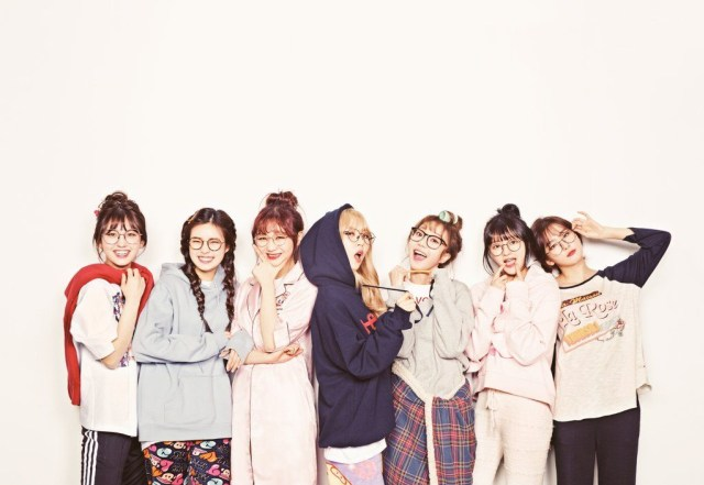 Idol Drama Operation Team: Reality Drama Pengalaman Tersulit Menjadi Girl Group  (36113)