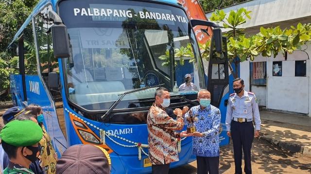 Damri Layani Rute Baru Bantul-Bandara Internasional Yogyakarta, Ini Jadwalnya (71042)