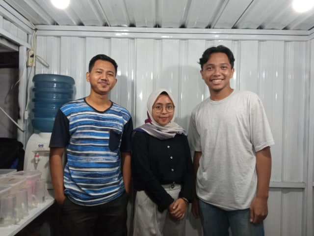 Banana Bolis, Olahan Pisang Buatan Mahasiswa di Malang (9872)