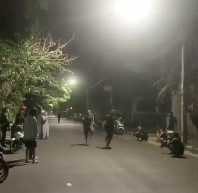 Polisi Bakal Tindak Tegas Adu Balap Lari Jalanan (1088547)