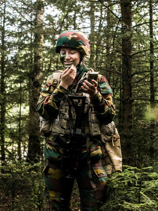Putri Mahkota Elisabeth dari Belgia Resmi Masuk Sekolah Militer di Usia 18 Tahun (5424)