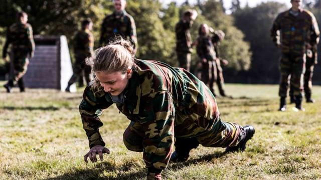 Putri Mahkota Elisabeth dari Belgia Resmi Masuk Sekolah Militer di Usia 18 Tahun (5423)