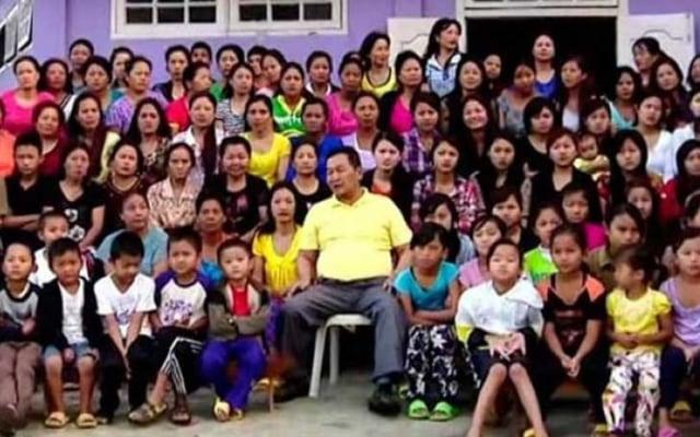 Menikah di Setiap Kota, Pria Thailand Ini Punya 120 Istri dan 28 Anak (67162)
