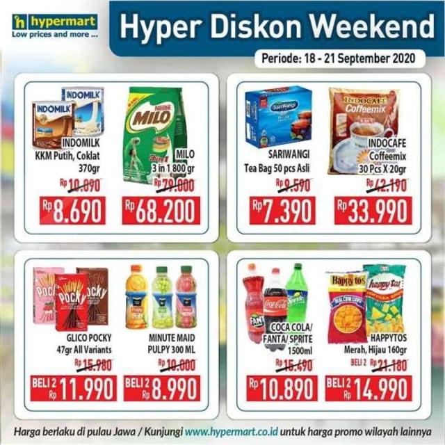 Promo JSM Hypermart, Periode 18-21 September 2020 (86400)