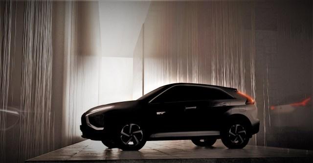 Mitsubishi Tebar Teaser Eclipse Cross Facelift, Punya Varian Plug-in Hybrid (31352)
