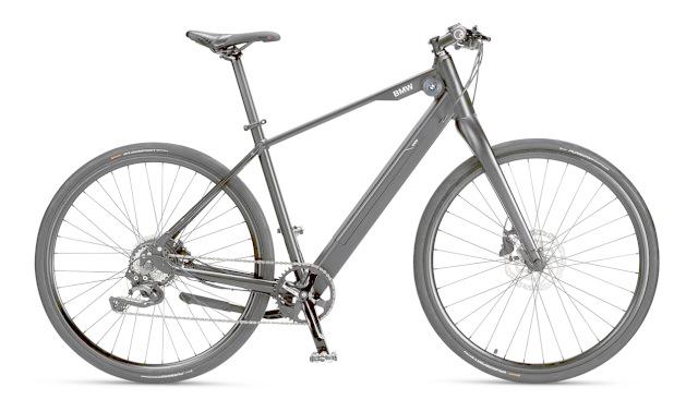 Keren! Ini Sepeda Listrik Merek BMW, Harganya Berapa?    (71098)