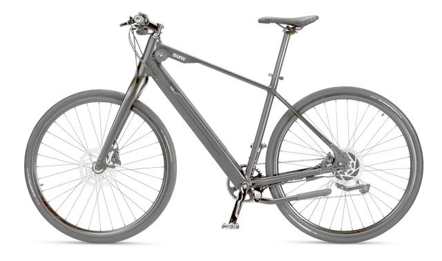 Keren! Ini Sepeda Listrik Merek BMW, Harganya Berapa?    (71100)