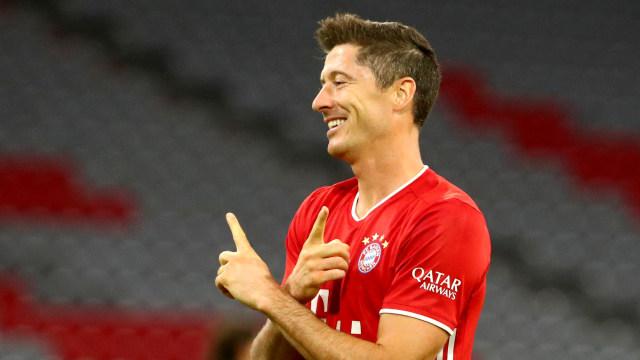 Robert Lewandowski Torehkan Rekor Baru di Bundesliga (3407)